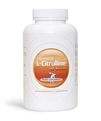 L-Citrulline 180 caps