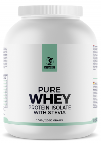 Stevia Whey Protein Isolate 2000g