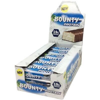 Bounty Protein Bar 18 x 51g box