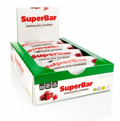 Organic Superbar 12 x 70g box