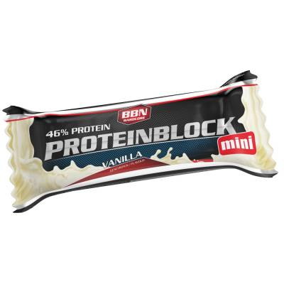 Mini Protein Block 30g reep