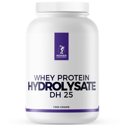 Whey Protein Hydrolysate DH25 1000g