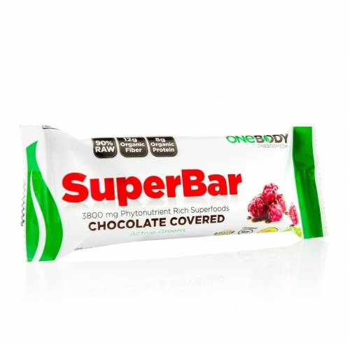 Organic Superbar 70g reep