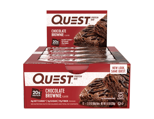 Quest Bar 12 x 60g box