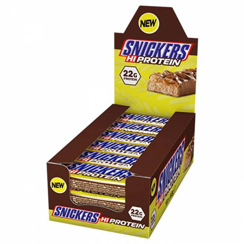 Snickers Hi Protein 18 x 62g box