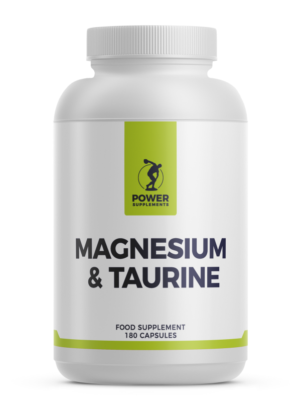 Magnesium en Taurine